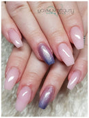 Halo Gel Polish 8ml Denim/Pink