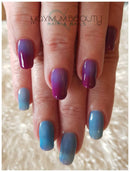 Halo Gel Polish 8ml Mauve/Blue