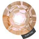 Halo Create - Crystals Rose Gold size 2