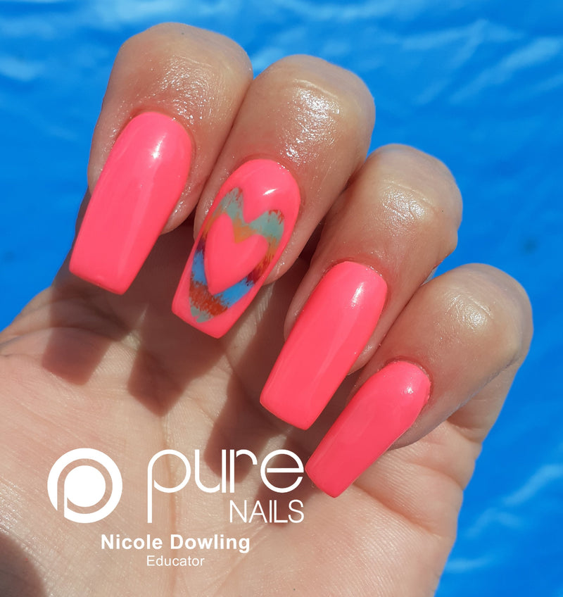 Halo Gel Polish 8ml Bikini Pink