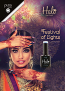 Halo Festival of Lights A2 Poster