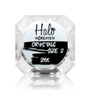 Halo Create - Crystals Clear AB size 2