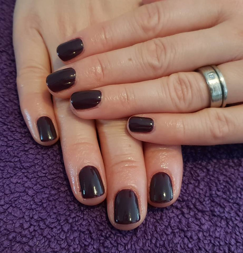 Halo Gel Polish 8ml Conker