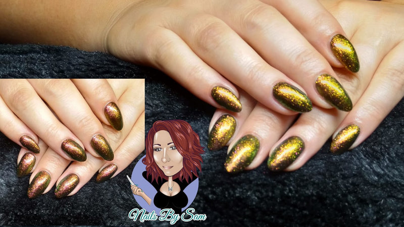 Halo Gel Polish 8ml Ariadne