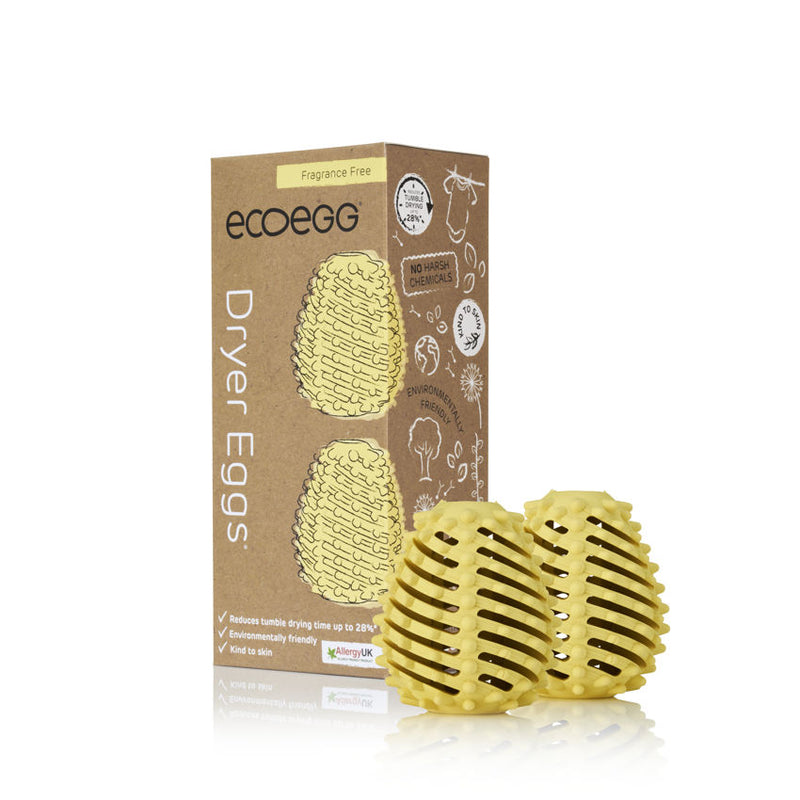 ECOEGG Dryer Egg Fragrance Free