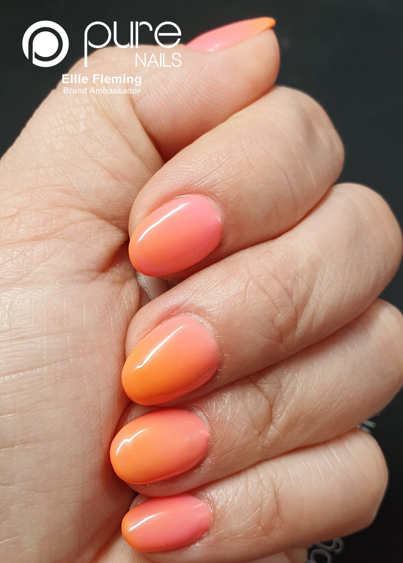 Halo Gel Polish 8ml Tequila Sunrise