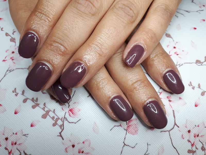 Halo Gel Polish 8ml Nutmeg
