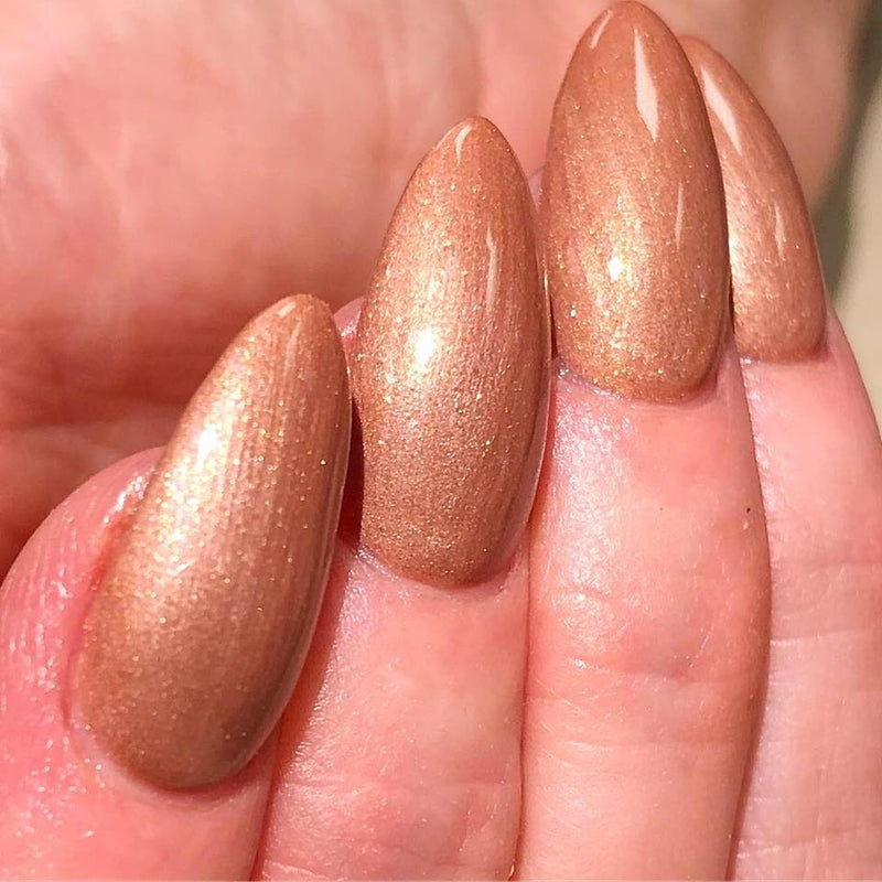Halo Gel Polish 8ml Butterscotch