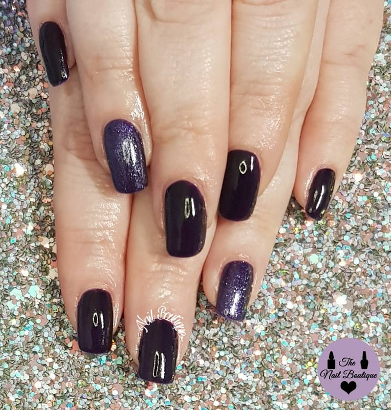 Halo Gel Polish 8ml Dark Purple