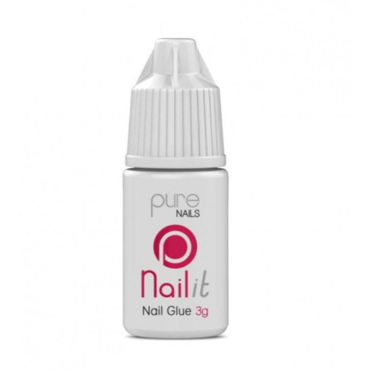 Pure Nails Instant Nail Glue 3grm