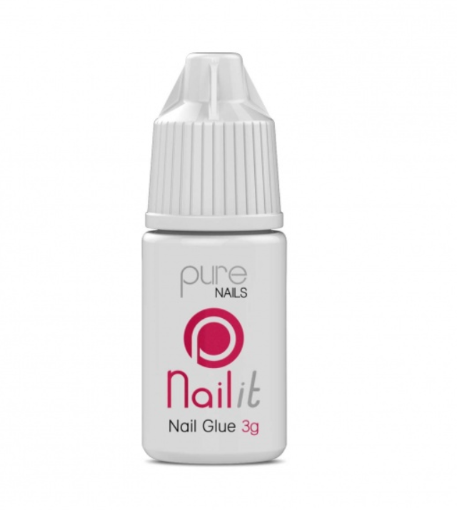 Pure Nails Instant Nail Glue Pure Pk 6