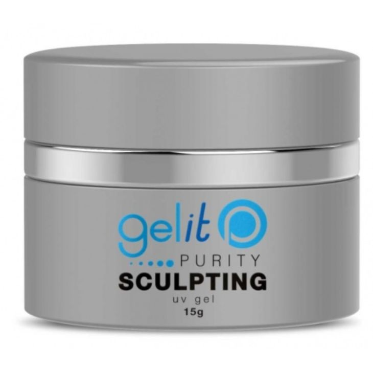 Pure Nails Purity UV Gel Sculpting Clear 15g