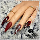 Halo Gel Polish 8ml Blood Red