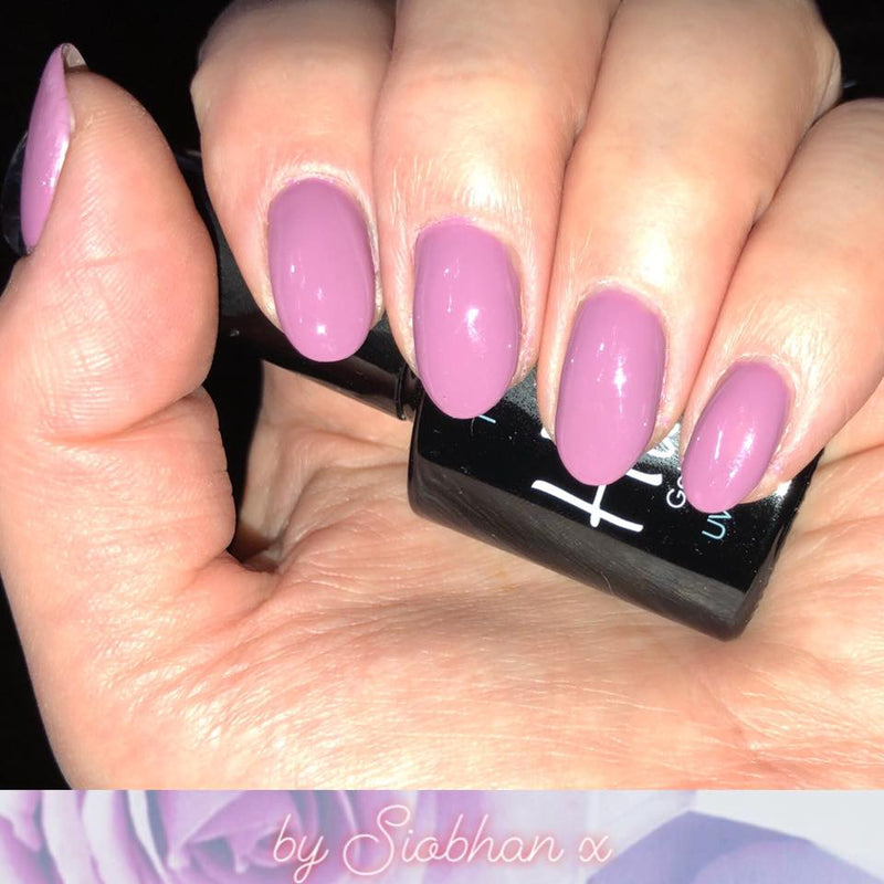 Halo Gel Polish 8ml Soft Mauve