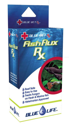 Fish Flux Rx - Fish Anti-Fungal Treatment - Blue Life USA