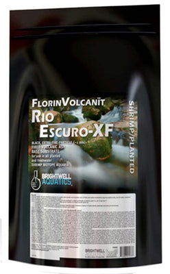 FlorinVolcanit Rio Escuro-XF Planted Tank Extra-Fine Substrate (Black) - Brightwell Aquatics