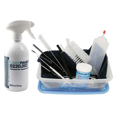 Tunze Deluxe Cleaning Set with Care Panes