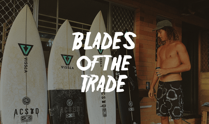 Blades Of The Trade EP1