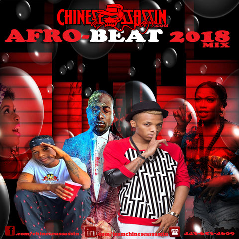 Afro-Beat Mix 2018 (Crazy)