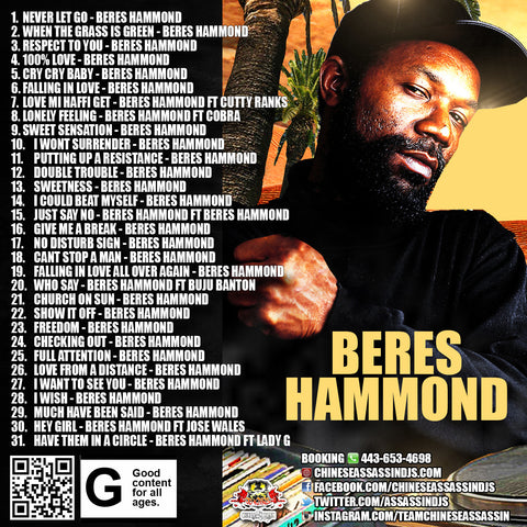 Beres Hammond In the 90s