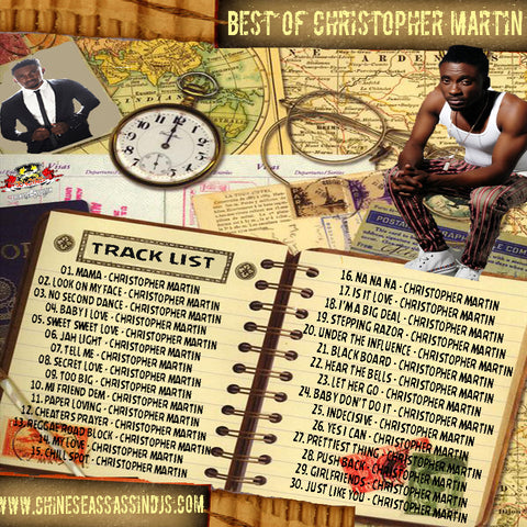 BEST OF CHRISTOPHER MARTIN
