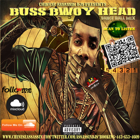 Buss Bwoy Head (Extemely Hot)
