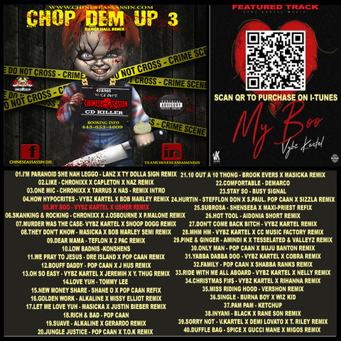 Chop Dem Up 3 (SIK)