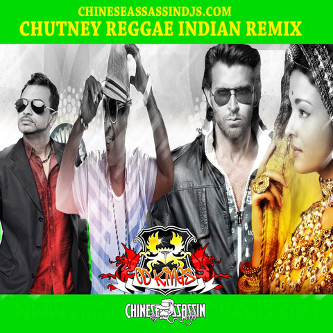 Chutney Reggae Indian Remix