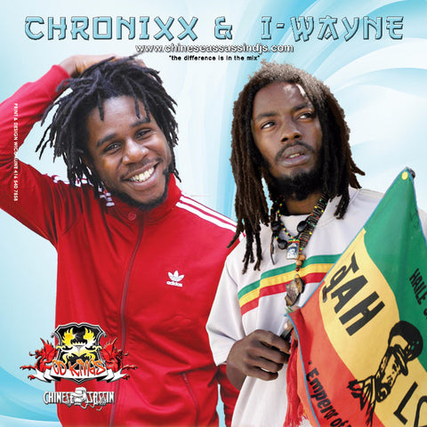 Chronixx Meets I- Wayne