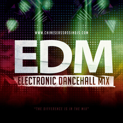 EDM Electronic Dance Hall Mix Explicit & Clean (2016)