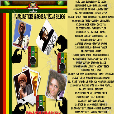 Everlasting Reggae Love Songs