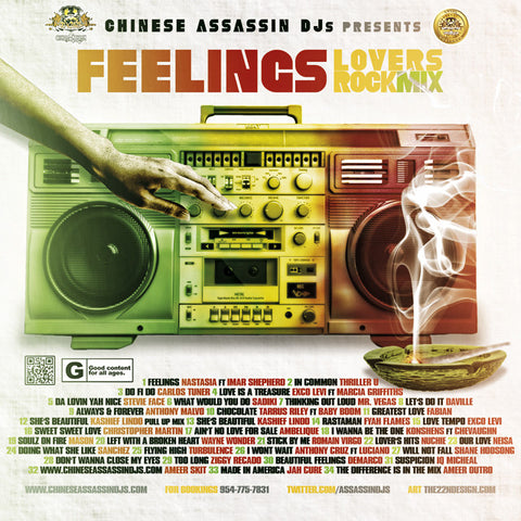Feelings Lovers Rock Mix
