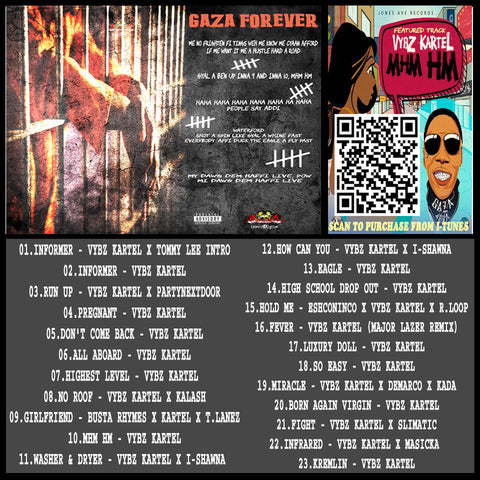 Gaza Forever Dirty Mix (LIT)