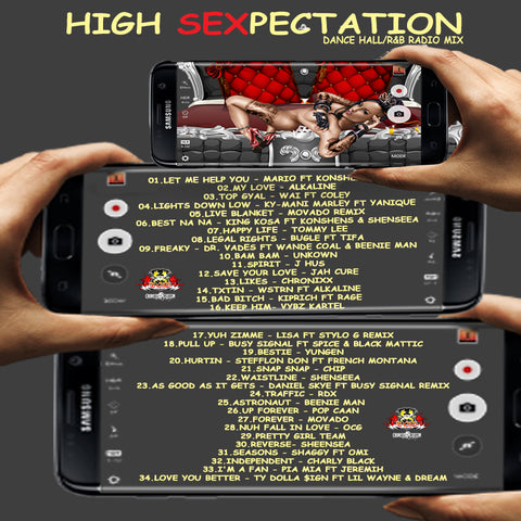 High Sexpectation (Radio Mix)