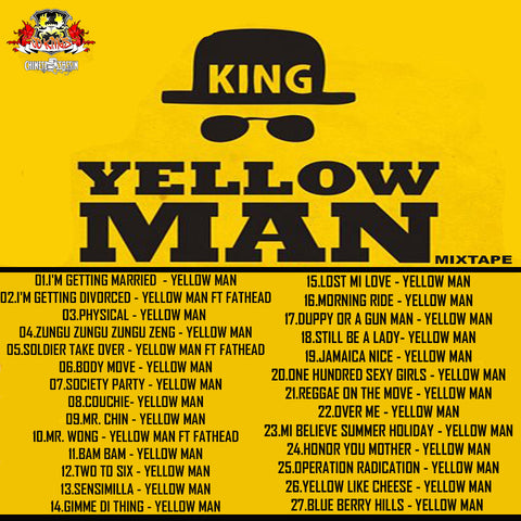 KING YELLOW MAN
