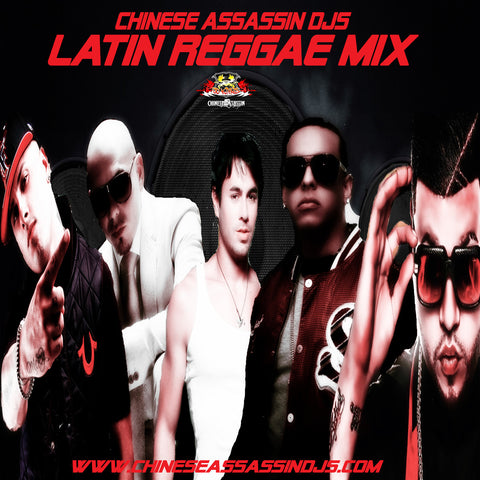 Latin Reggae Mix