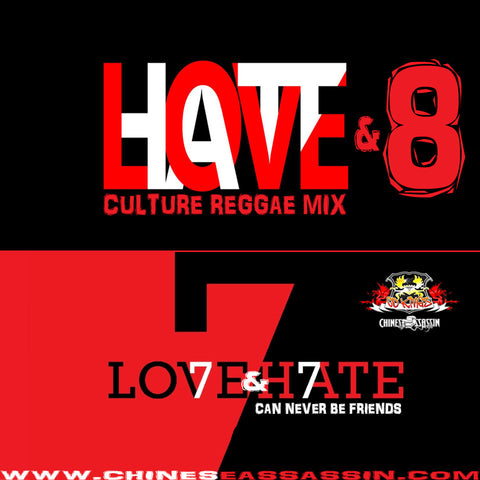 LOVE & HATE 8 (VERY POPULAR)