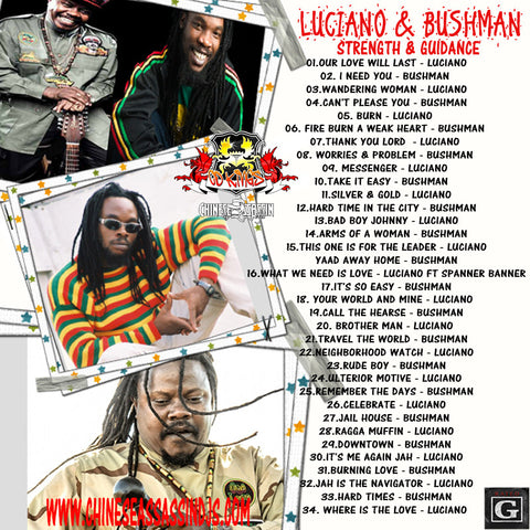 Luciano & Bushman Strength & Guidance