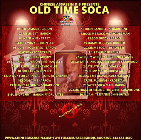 Old Time Soca (HOT)