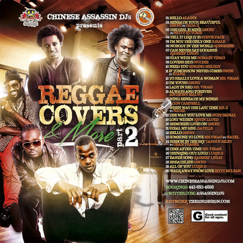 Reggae Covers 2