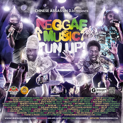 Reggae Music Tun Up