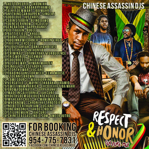Respect & Honor Culture Mix