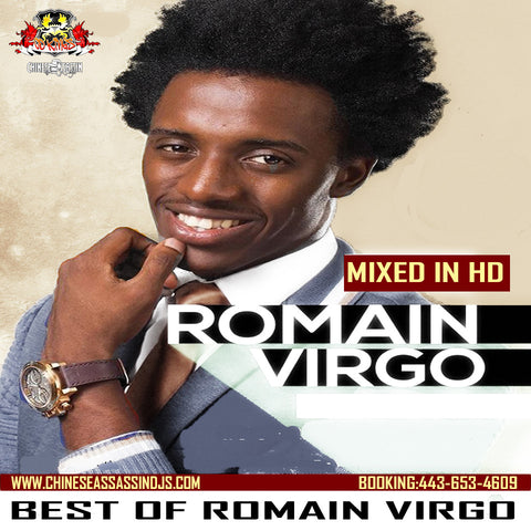 BEST OF ROMAIN VIRGO
