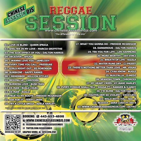 Reggae In Session