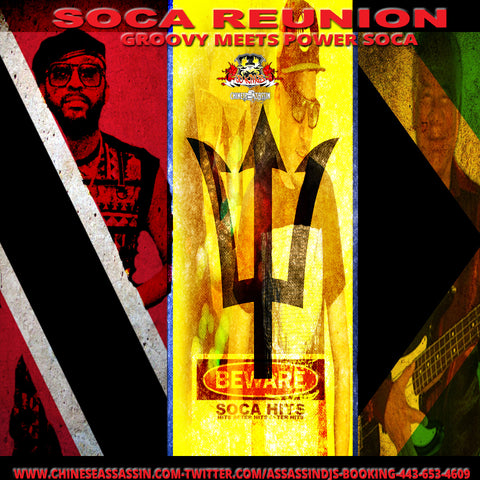 Soca Reunion  Hits After Hits