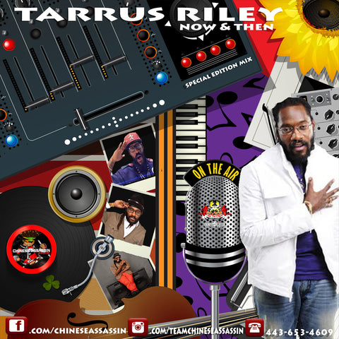 Tarrus Riley Now & Then (Amazing)