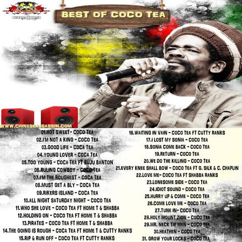 BEST OF COCO TEA