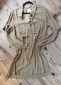 Reese Shirt Dress