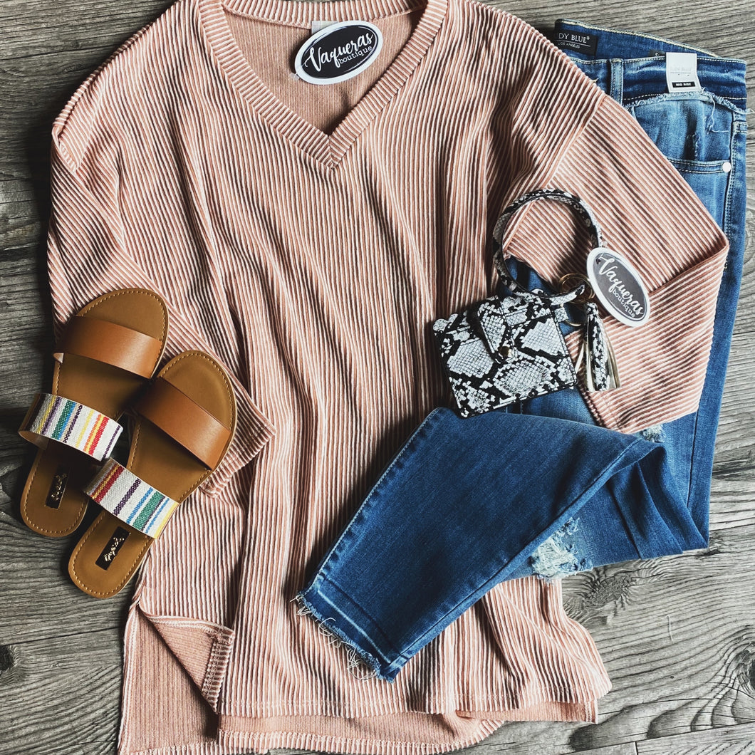 Penny Rose Top