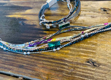 Load image into Gallery viewer, Magnetic Clasp Beaded Bracelet